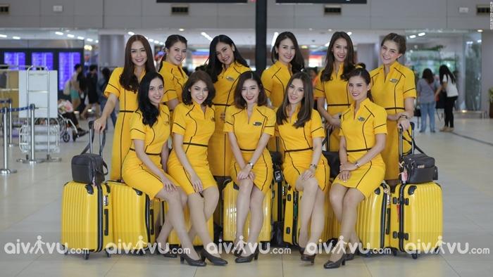 Hướng dẫn đổi vé máy bay Nok Air