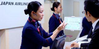 Hướng dẫn làm thủ tục lên máy bay Japan Airlines mới nhất