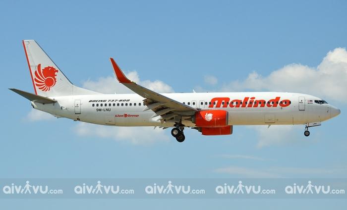 Phí đổi vé máy bay Malindo Air bao nhiêu?