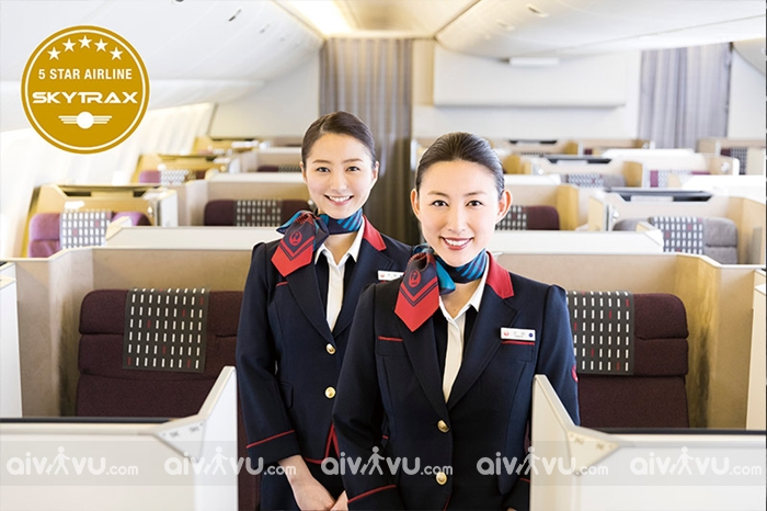 Phòng vé Japan Airlines chính thức tại Việt Nam