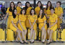 Phòng vé máy bay Nok Air tại Hồ Chí Minh và Hà Nội