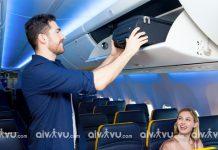 Quy định hành lý xách tay Malindo Air mới nhất