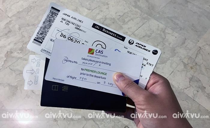 Điều kiện hoàn hủy vé máy bay Japan Airlines