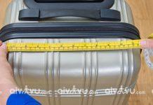 Kích thước hành lý khi đi máy bay Air Asia