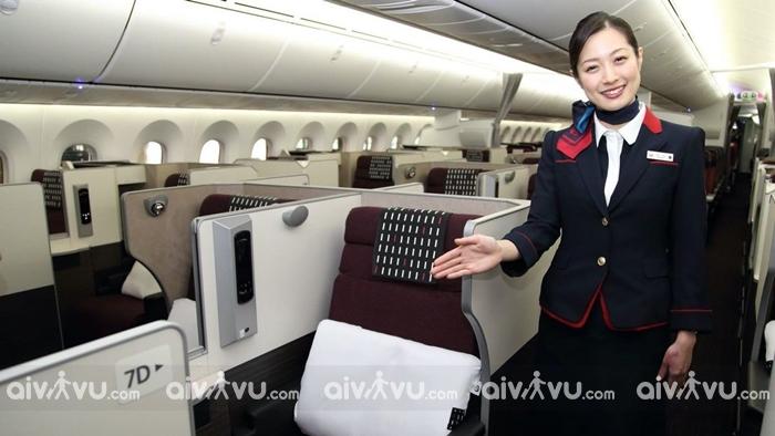 Thông tin về hãng hàng không Japan Airlines