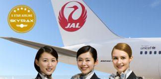 Đại lý Japan Airlines tại Hồ Chí Minh và Hà Nội