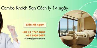 Giá khách sạn cách ly cho khách hồi hương về Việt Nam