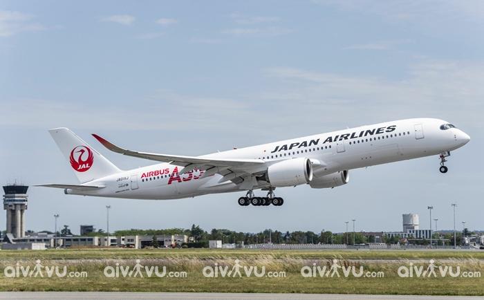 Điều kiện đổi vé máy bay Japan Airlines