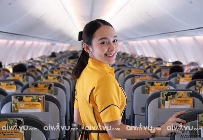 Hạng ghế trên chuyến bay Nok Air