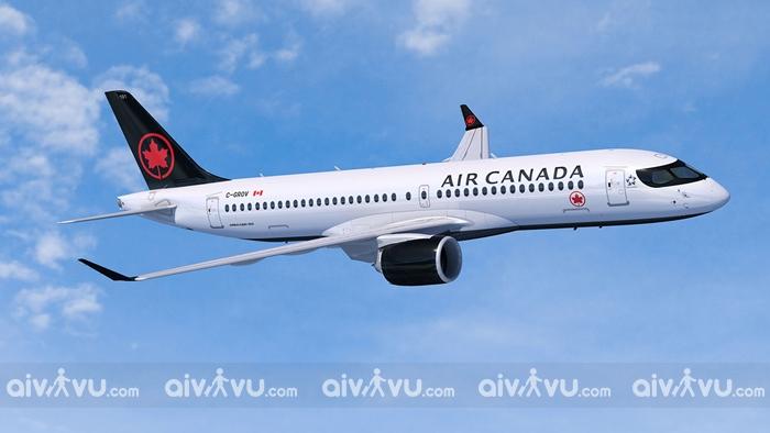 Air Canada hãng hàng không đi Canada tốt nhất