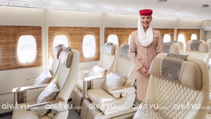 Emirates hãng hàng không đi Pháp giá rẻ
