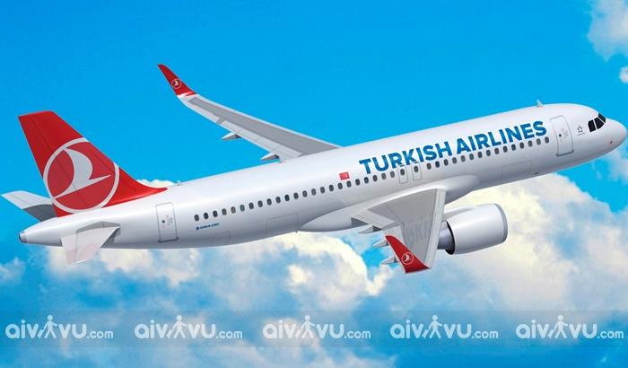 Hãng hàng không Turkish Airlines đi Nga từ Việt Nam