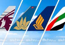 Top các hãng hàng không đi Pháp tốt nhất