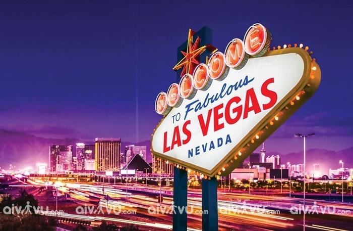 Las Vegas điểm đến được yêu thích nhất tại nước Mỹ