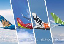 Lên kế hoạch mở lại các chuyến bay nội địa sau giãn cách xã hội