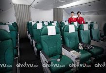 Lịch bay từ Hồ Chí Minh đi Hong Kong Cathay Pacific Airways