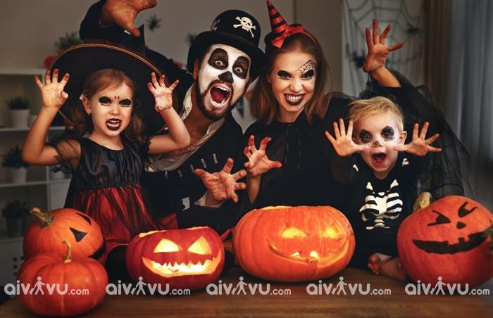 Những hoạt động thú vị trong ngày Halloween nước Mỹ