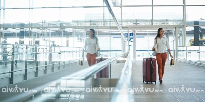 Phí hành lý ký gửi Nok Lite đầu tiên tại quầy sân bay