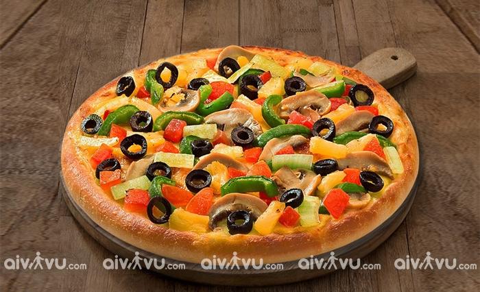 Pizza món ăn được yêu thích tại nhiều quốc gia