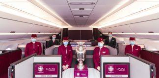 Qatar Airways hãng hàng không đi Đức từ Việt Nam