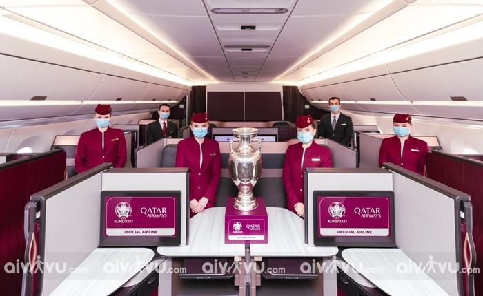 Qatar Airways hãng hàng không đi Nga giá tốt
