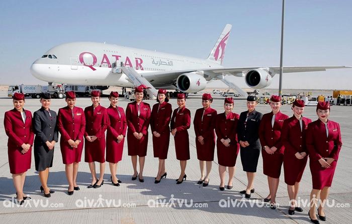 Qatar Airways hãng hàng không đi Pháp giá tốt