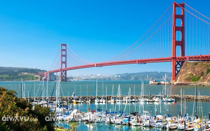 San Francisco một trong những thành phố đáng sống nhất tại Mỹ