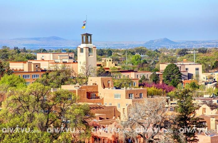Santa Fe – New Mexico