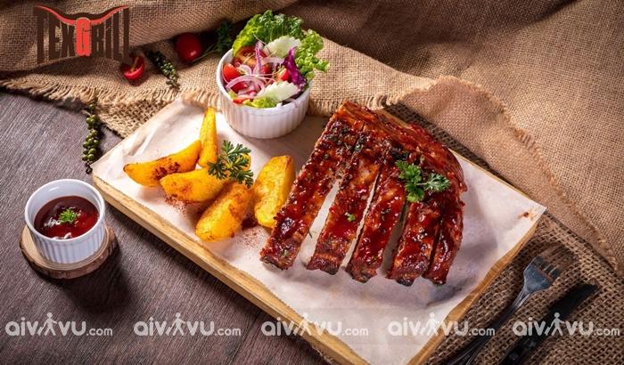 Những món ăn phổ biến trong văn hóa ẩm thực Mỹ