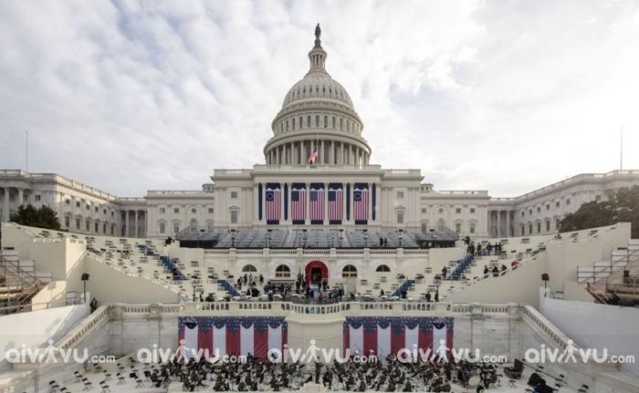 Thủ đô Washington, D.C địa danh mang tính biểu tượng của nước Mỹ
