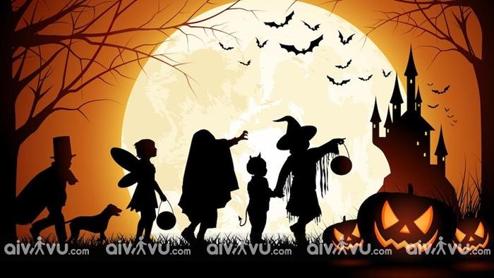 Tìm hiểu về nguồn gốc lễ hội Halloween ở Mỹ