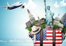 Top những hãng hàng không đi Mỹ từ Việt Nam giá rẻ nhất