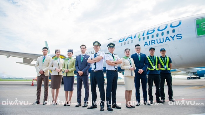 Bamboo Airways đã từng khai thác chuyến bay đến Mỹ trong tháng 5