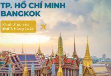 Vietnam Airlines khai thác các chuyến bay đến Thái Lan tháng 10