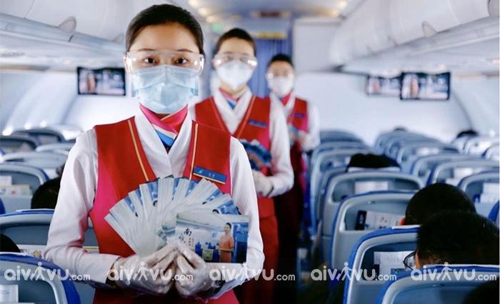 Những hãng hàng không đi Trung Quốc hiện nay