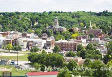 Decorah, lowa thị trấn quyến rũ nhất nước Mỹ