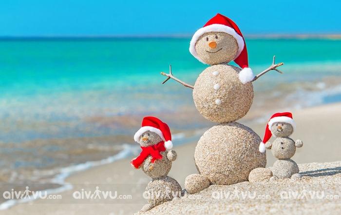 Hawaii điểm thu hút du khách vào mùa Giáng Sinh