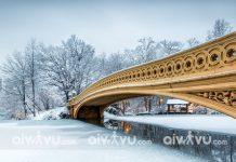 Kinh nghiệm du lịch Mỹ vào mùa đông