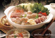 Món ăn được yêu thích vào mùa thu tại Nhật Bản