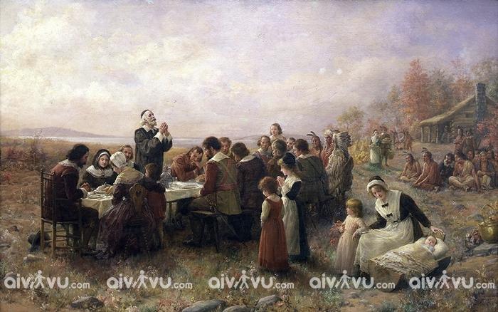 Nguồn gốc Lễ Tạ ơn ở Mỹ