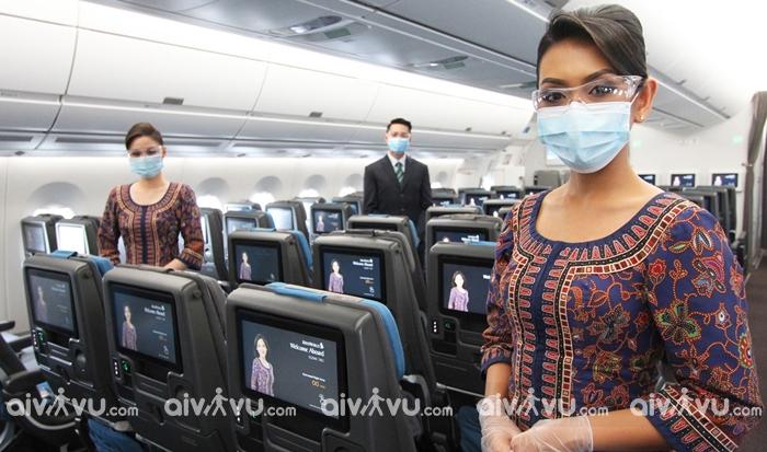 Singapore Airlines hãng hàng không đi Đài Loan giá rẻ