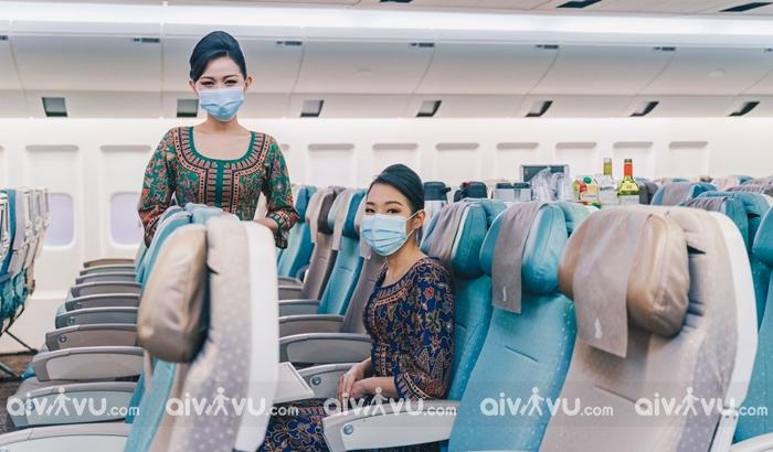 Singapore Airlines hãng hàng không đi Úc giá tốt