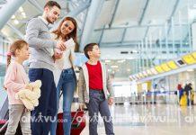 Trẻ em đi máy bay Nok Air cần giấy tờ gì?