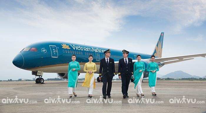 Vietnam Airlines hãng hàng không đi Đài Loan giá tốt