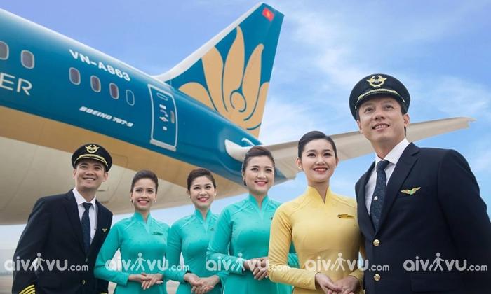 Vietnam Airlines hãng hàng không đi Trung Quốc giá tốt