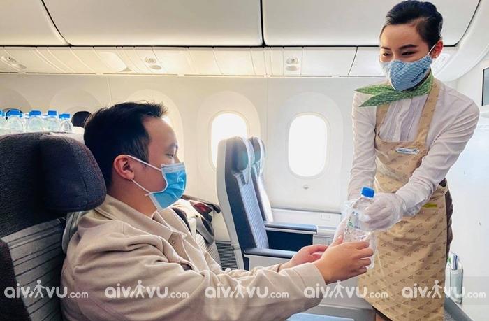 Yêu cầu đối với hành khách khi thực hiện chuyến bay
