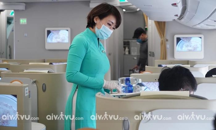 Yêu cầu với hành khách khi thực hiện chuyến bay