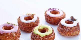 Bánh Cronut loại bánh ngọt nổi tiếng nhất tại Mỹ