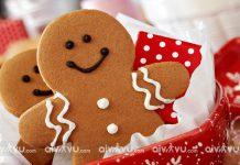 Giáng Sinh người Đức thưởng thức rất nhiều bánh ngọt