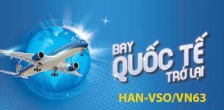 Vietnam Airlines mở bán trở lại đường bay đi Nga